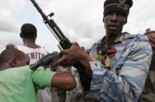 Article : Abidjan, les »sauveurs» se transforment en »bourreaux»…!