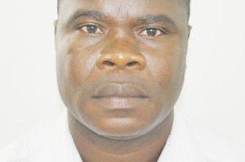 Article : Côte d'Ivoire: Un Journaliste en prison à Danané…