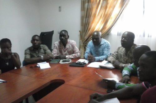 Article : Côte d'Ivoire, des cadres de partis politiques menacés