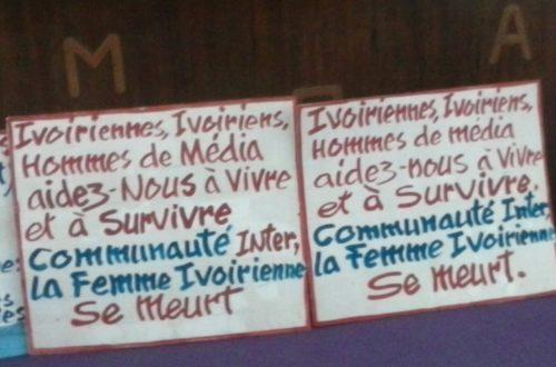 Article : MACA, les épouses des détenus ivoiriens grognent…