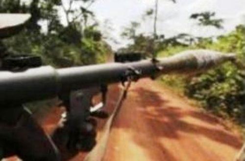 Article : Attaques à répétition dans l'ouest de la Côte d'Ivoire