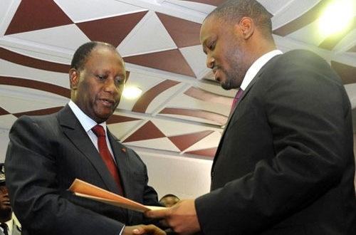 Article : Gouvernance : Ouattara et Soro se font la passe ?