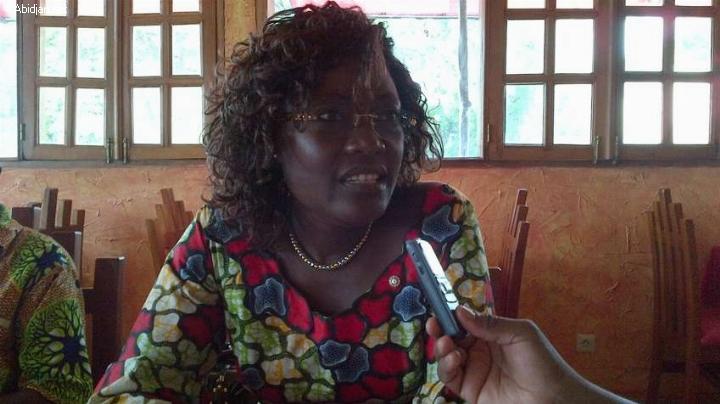 Mariatou Koné, Coordonatrice du PNCS. crédit photo: Abidjan.net
