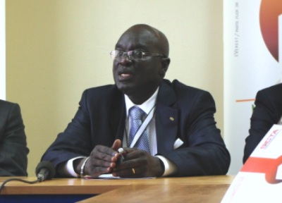 Directeur général de la Sicta (Société ivoirienne de contrôles techniques automobiles). photo: DR