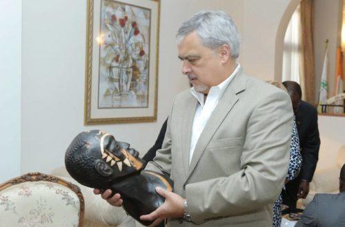 Article : Le dernier coup de l'ambassadeur des USA à Abidjan