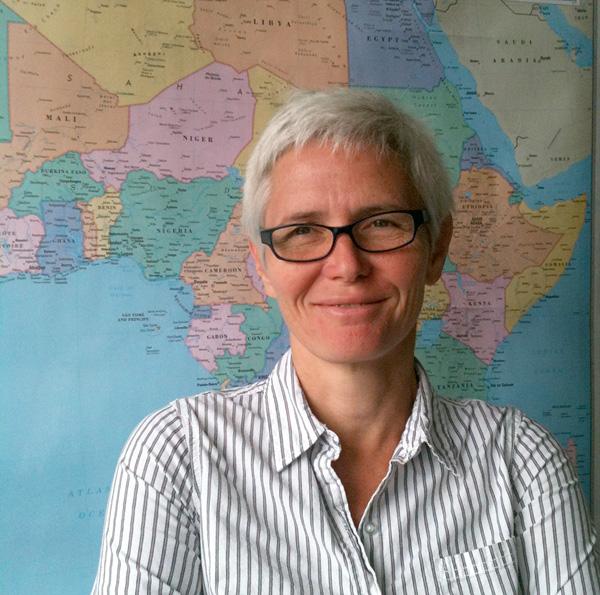 le professeur Lætitia Lawson. Crédit photo: nps.edu