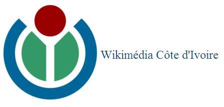 Logo Wikimédia Côte d'Ivoire. crédit photo: Creative Commons