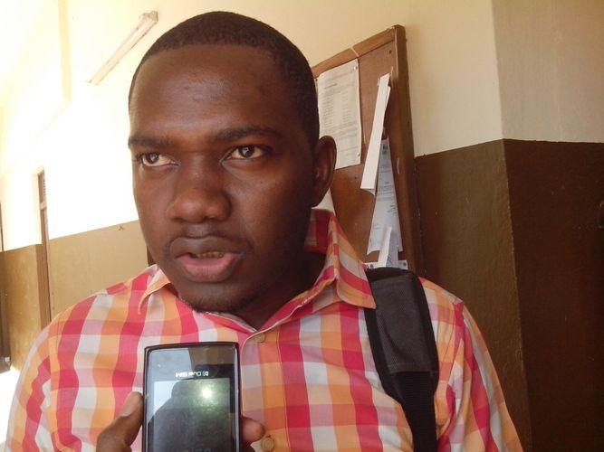 Nazaire Coulibaly, Ingénieur Sénior Développeur-web, formateur web 2.0. Ph: FBI