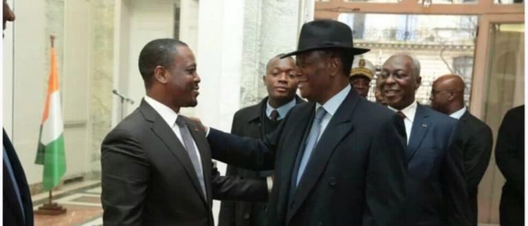 Article : Après la maladie, Ouattara redonne espoir aux Ivoiriens