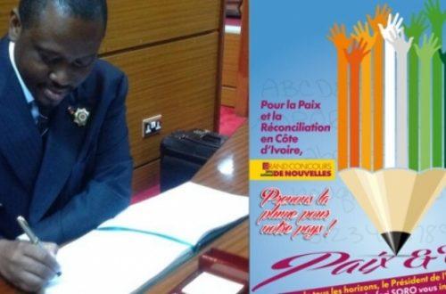 Article : Guillaume Soro veut réconcilier les Ivoiriens par la plume