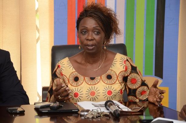 La présidente du jury, Fatou Kéita. Ph: DR