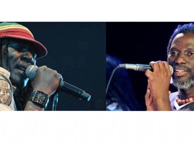 Alpha Blondy et Tiken Jah, ces stars du reggea en Côte d'Ivoire / Ph: gbich