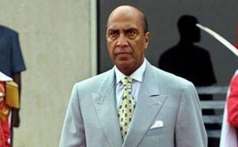 L'ambassadeur Georges Ouégnin. Ph: DR