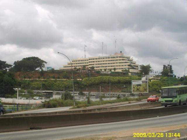 L'hôtel SEBROKO, devenu le siège de l'ONUCI depuis 2004 Ph: worldtravelserver