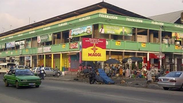 Marché de Koumassi centre / Ph : destinationabidjan
