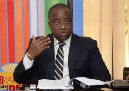 Moussa Touré, Conseiller de Guillaume Soro. Ph: Sercom PANCI