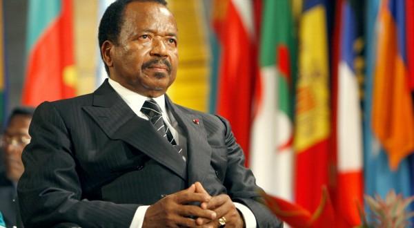 Paul Biya, le tout puissant président du Cameroun. Ph: DR