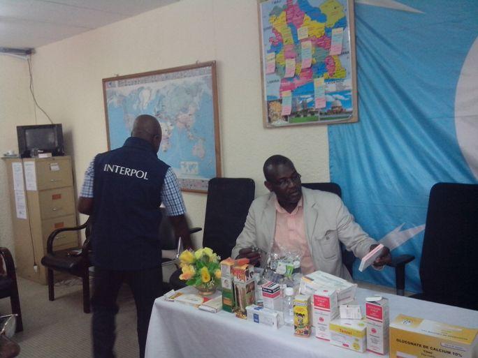 L'OIPC-INTERPOL veut éradiquer la vente de faux médicament en Côte d'Ivoire. Ph: FBI