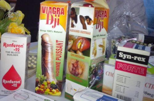 Article : Côte d'Ivoire : les faux médicaments remplace la drogue