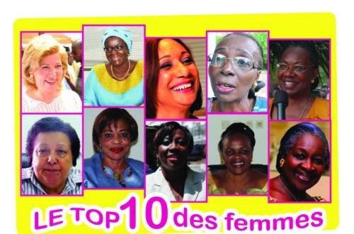 Article : Top 10 des femmes qui font bouger la Côte d'Ivoire