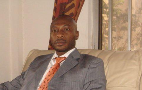 Meité Ben Rassoul, partisan de ''Ib'', en exil au Ghana. Ph: Dr