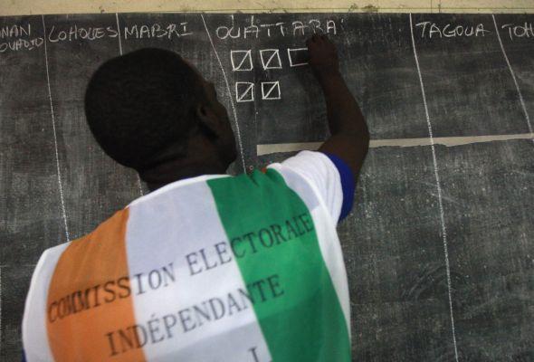 Les militants du Rdr ne se sont pas mobilisés pour l'élection de leur responsable locaux. Ph: Dr