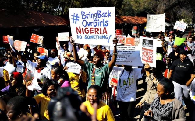 Des dizaines de jeunes filles ont été enlevées par Boko Haram au Nigéria. Ph DR