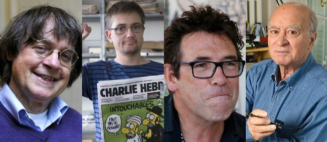 Des têtes fortes de Charlie Hebdo sont tombées suite à l'attentat. Ph DR