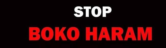 #StopBokoHaram