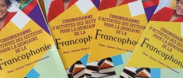 Article : Zoom sur la ''Quinzaine de la Francophonie'' en Haïti