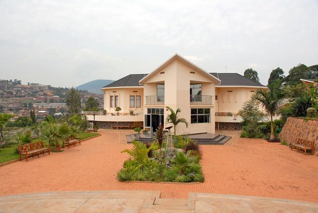 Kigali genocide memorial centre. © Weblizar thrillingafrica.com