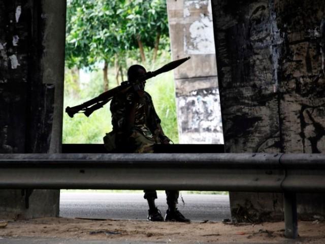Il ne faisait pas bon vivre à Abidjan pendant la crise post-électorale. © Reuters