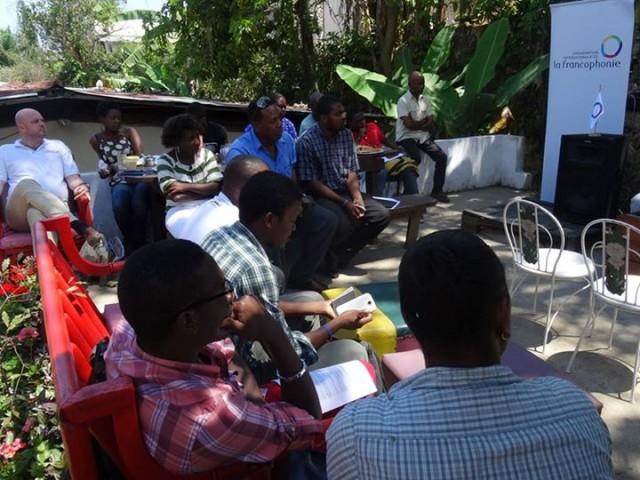 Une vue de quelques participants © OIF-BRPC