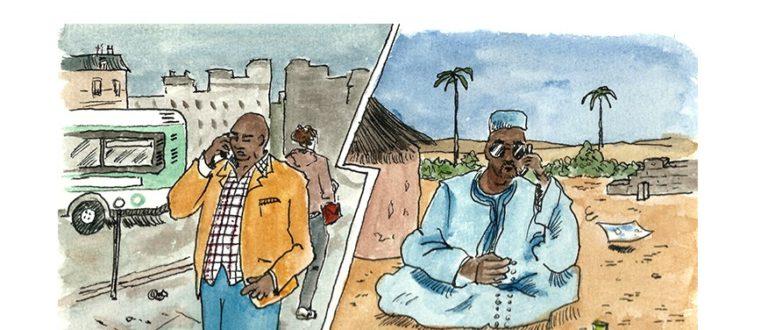 Article : Maraboutage, les brouteurs ivoiriens sont passés maîtres dans l'arnaque