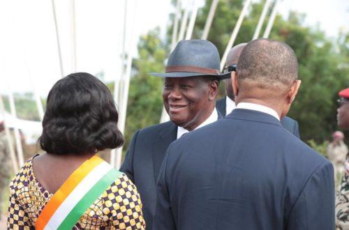 Article : Alternance en Côte d'Ivoire, Ouattara fait mieux que Houphouët…