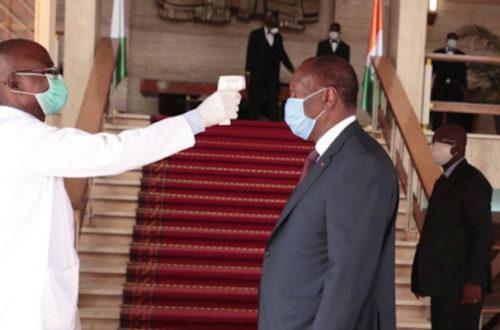 Article : On paiera cash notre incivisme face au coronavirus en Côte d'Ivoire