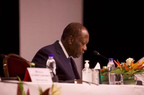Article : Alassane Ouattara, partira ou partira pas ?