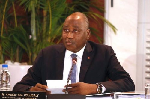 Article : Amadou Gon Coulibaly : les larmes de crocodile versées après son décès