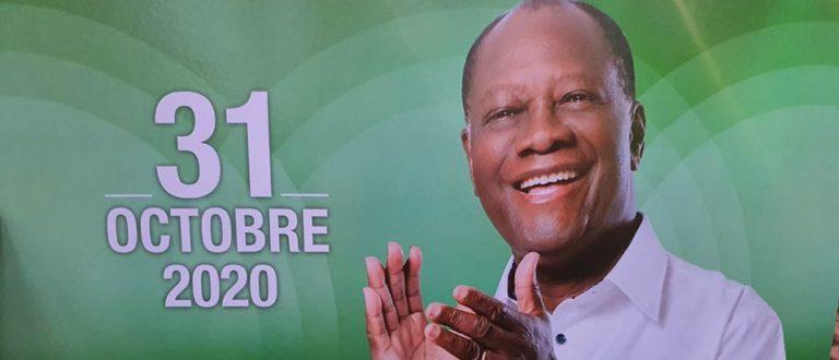Article : Présidentielle 2020 : Ouattara franchit le Rubicon d'un 3e mandat en Côte d'Ivoire